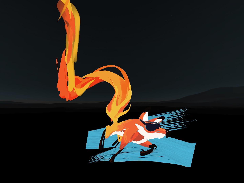 Le plus grand ajout dans Firefox 55 est le support de WebVR