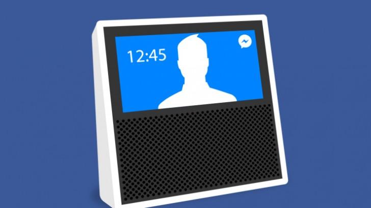 Facebook développerait un appareil (sous Android) dédié aux appels vidéo
