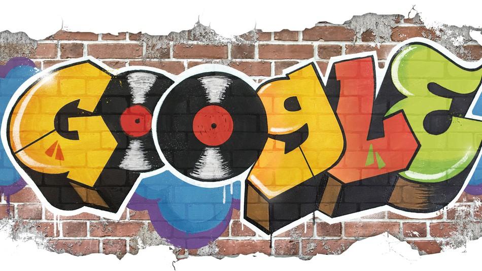 Google vous transforme en DJ pour fêter la naissance du Hip-Hop !