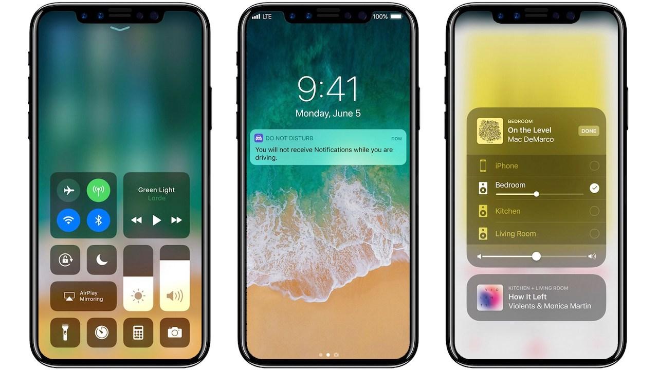 L'iPhone 8 lancé en septembre dans 3 couleurs