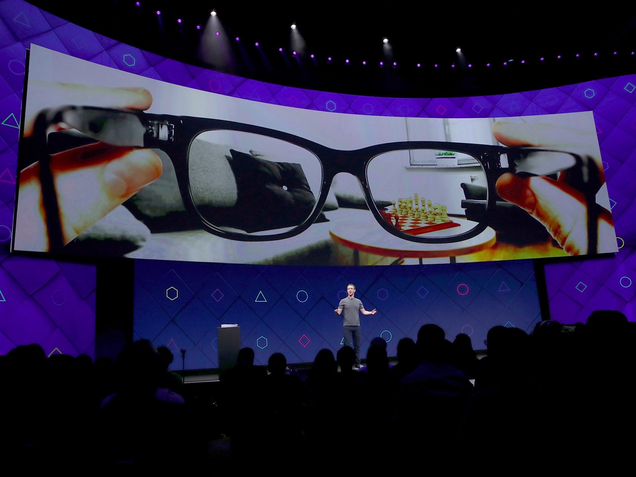 Un nouveau brevet révèle plus sur les lunettes AR de Facebook