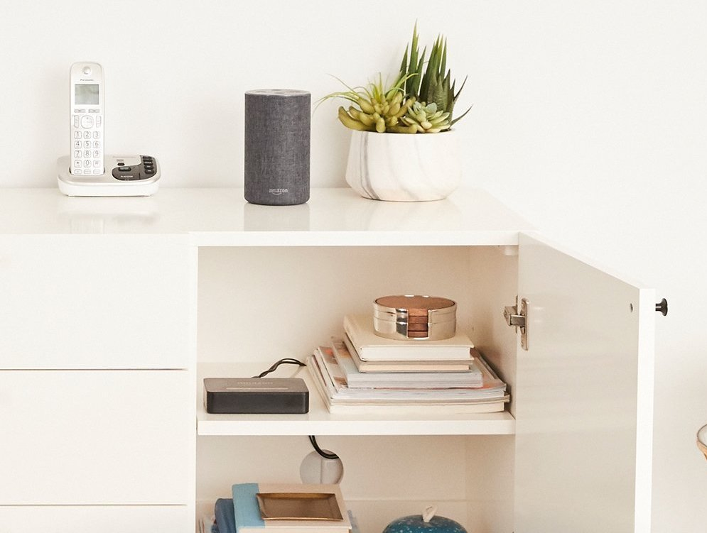 le amazon echo connect transforme un echo en un t l phone de maison. Black Bedroom Furniture Sets. Home Design Ideas