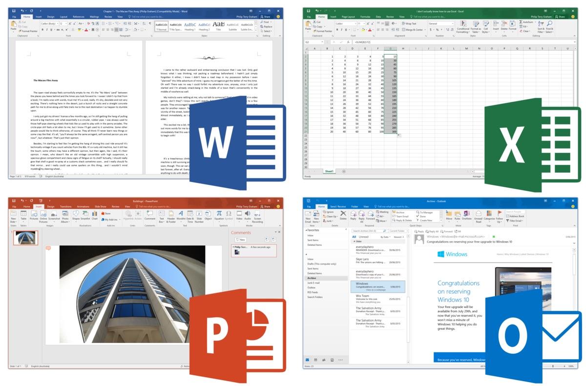 Microsoft Office 2019 sortira l'année prochaine