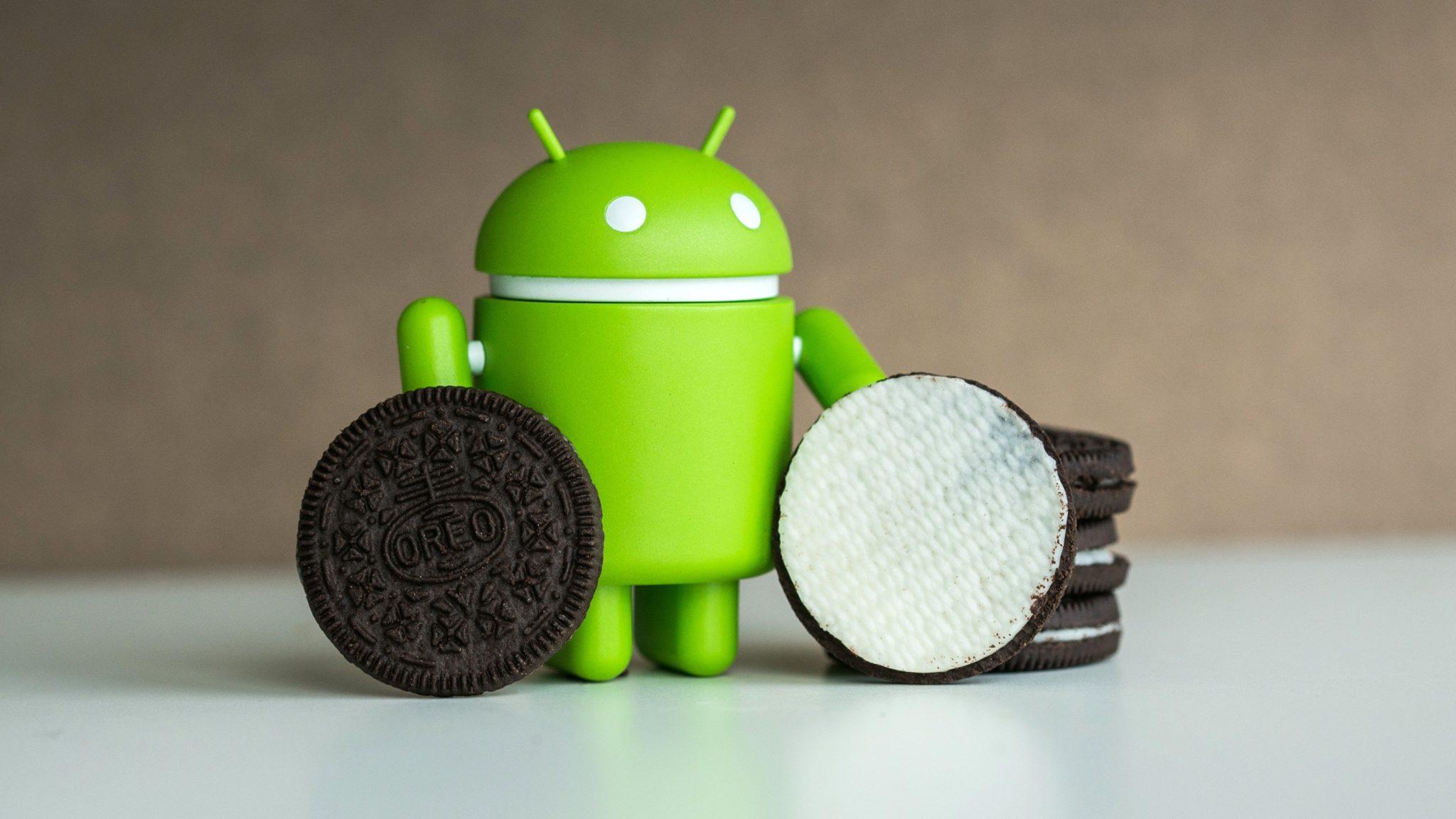 Prochaine version 8.1 et des signes des écouteurs Bisto — Android Oreo