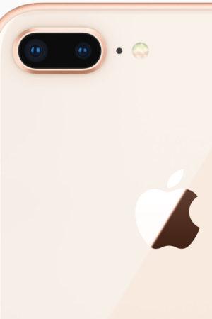 iPhone 8 / iPhone 8 Plus : caméras