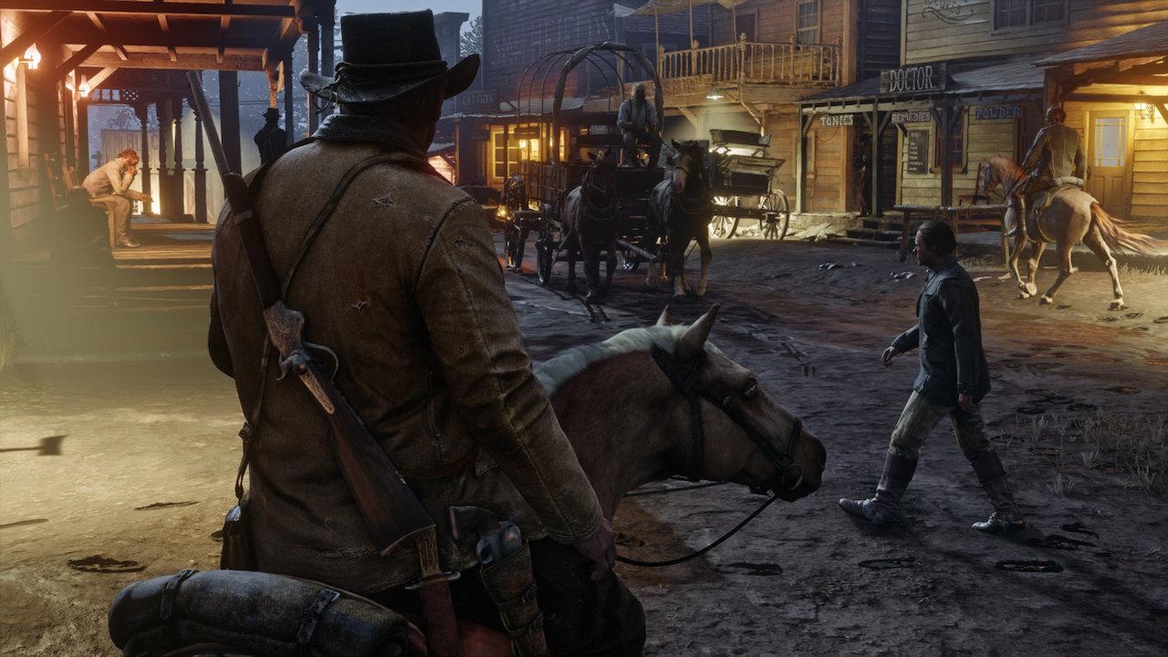 Red Dead Redemption 2 : Nouveau trailer
