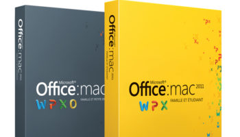 Office 2011 pour Mac