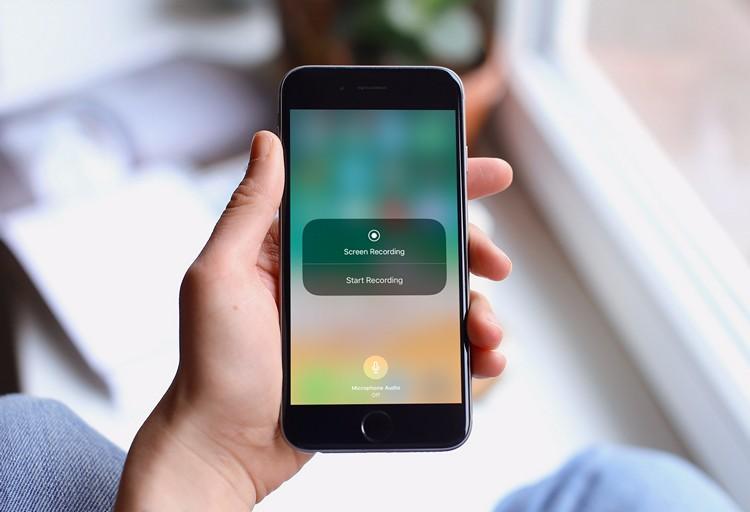 Comment enregistrer l 39 cran de votre iphone dans ios 11 for Photo ecran ios 11