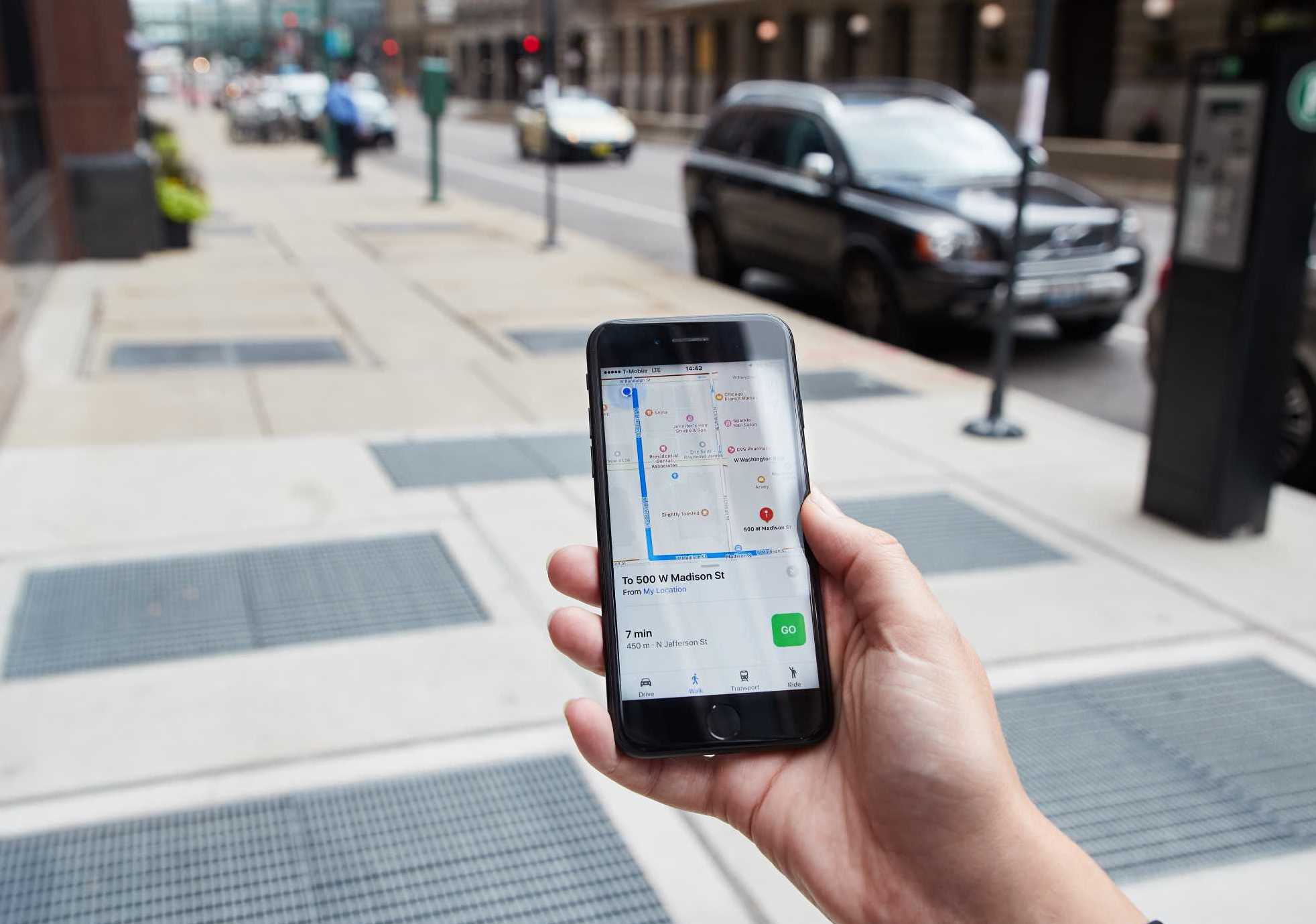 WhatsApp lance une fonction de partage de localisation en direct
