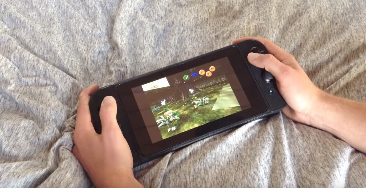 Les manettes GameCube compatibles avec la Switch