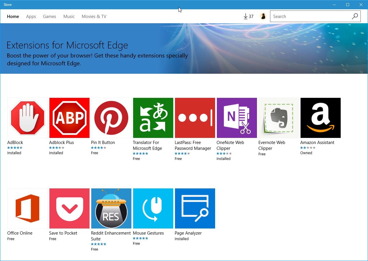 Microsoft : le navigateur Edge bientôt sur Android et iOS