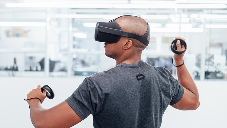 Oculus dévoile son nouveau casque VR