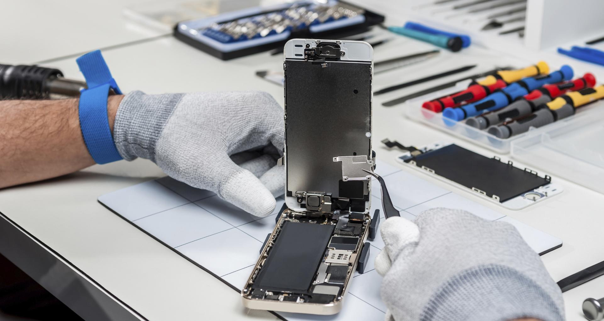 reparateur de smartphone
