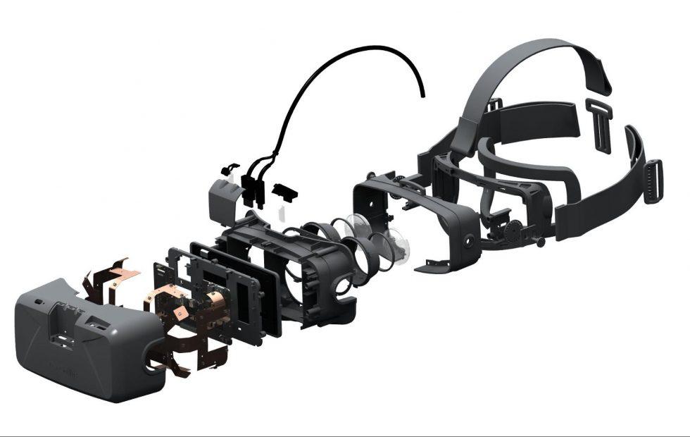 Oculus dévoile Oculus Go, son premier casque VR autonome