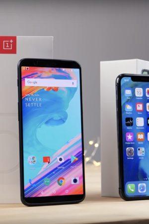 iphone-x-oneplus-5t-vitesse-reelle-utilisation