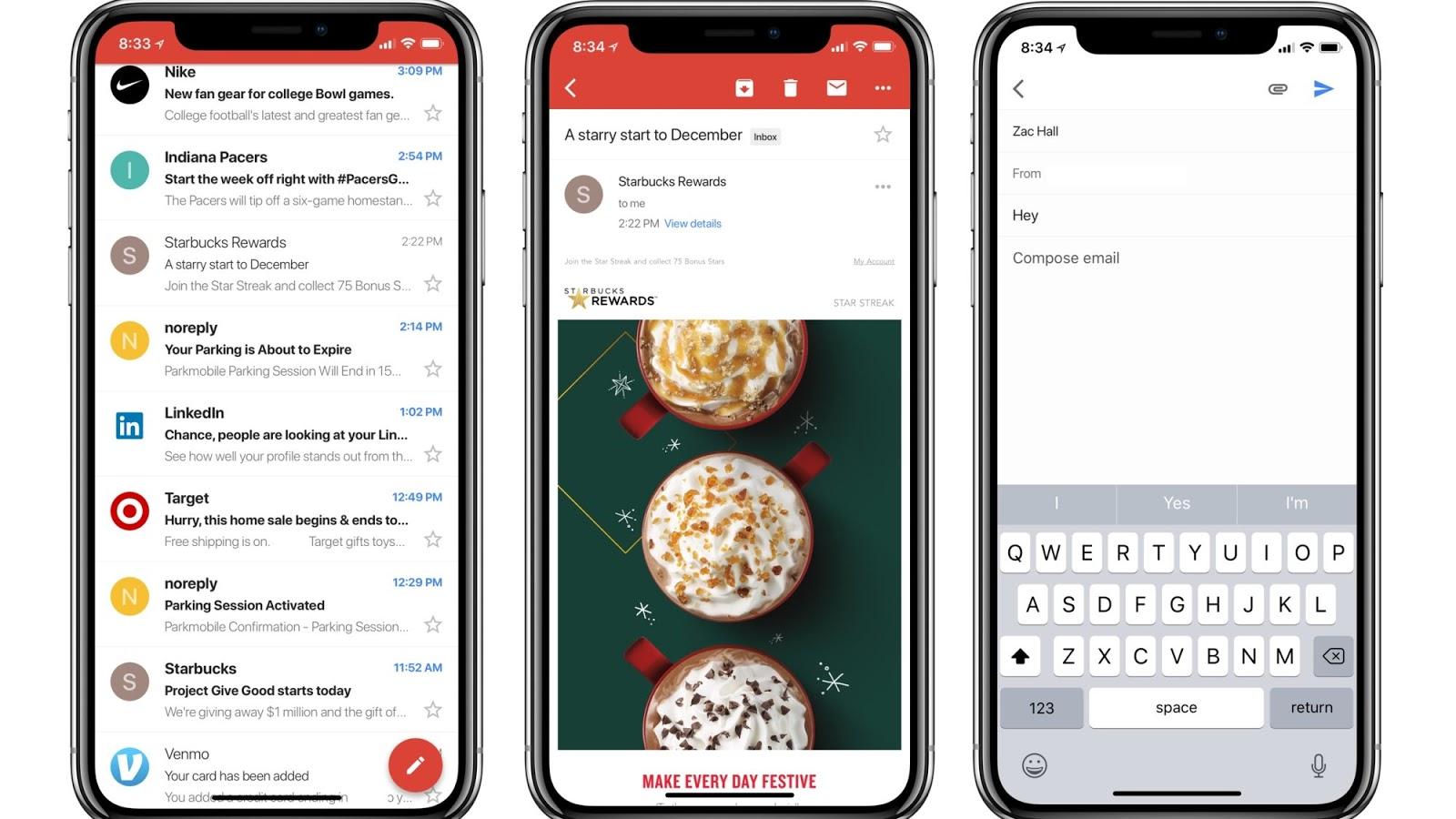 nouvelle version gmail 2017