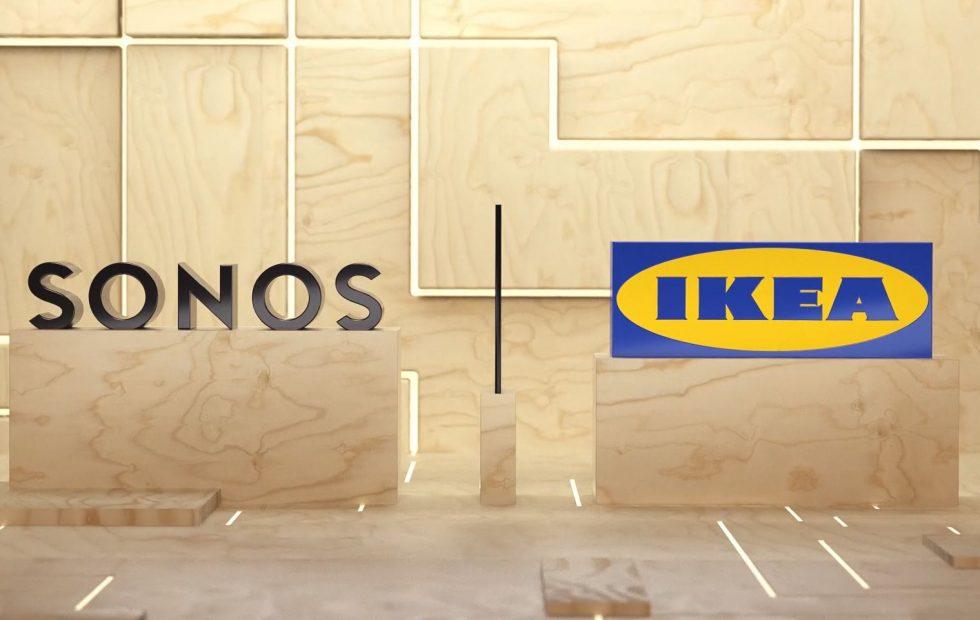 IKEA et Sonos vont lancer une gamme commune de produits