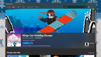 ninja-cat-holiday-escape-theme