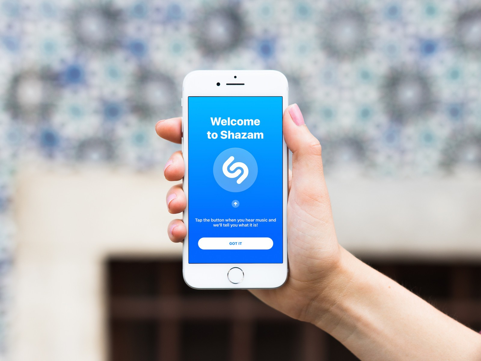 Apple pourrait s'offrir l'application Shazam