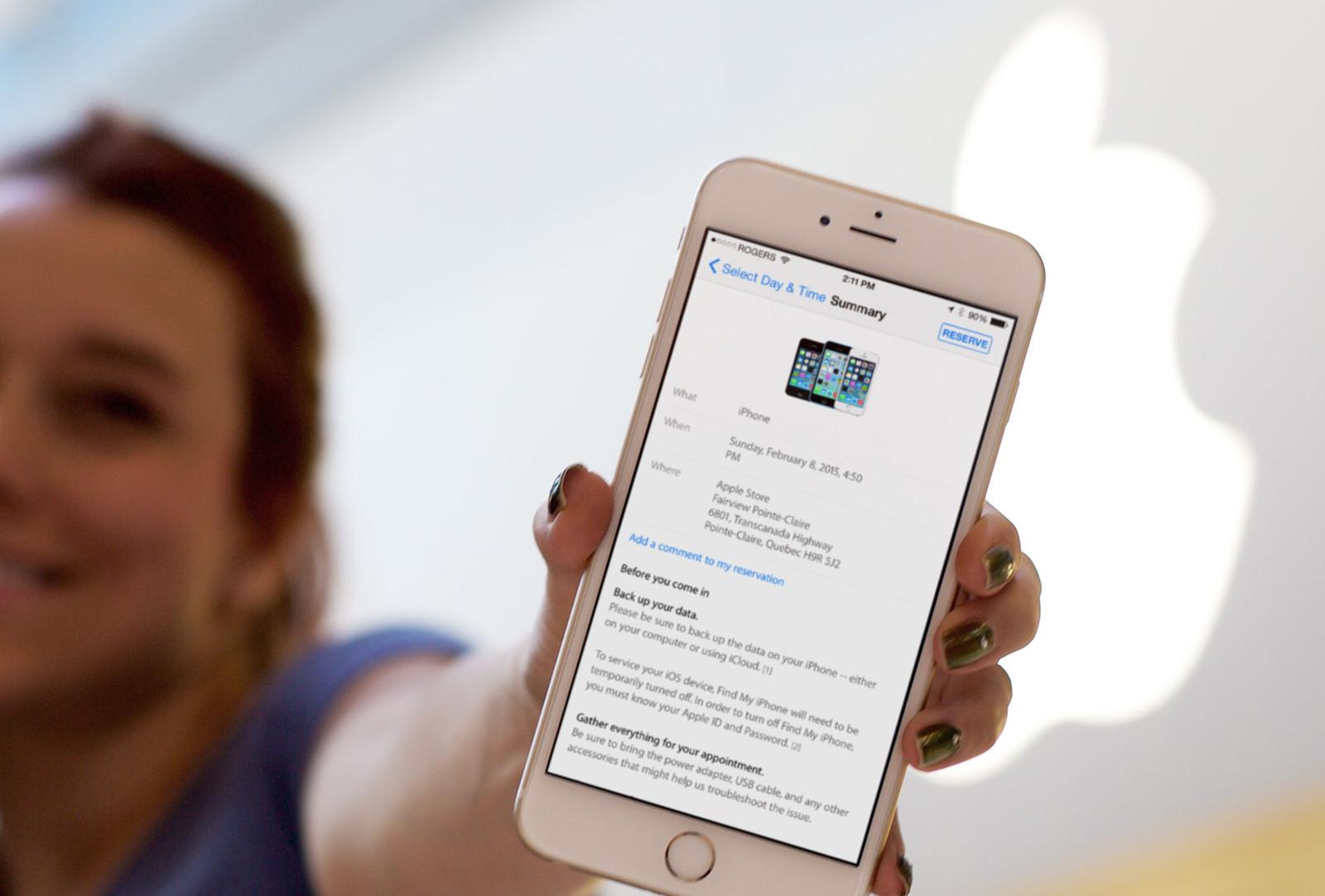 Changer Batterie Iphone  Apple Store