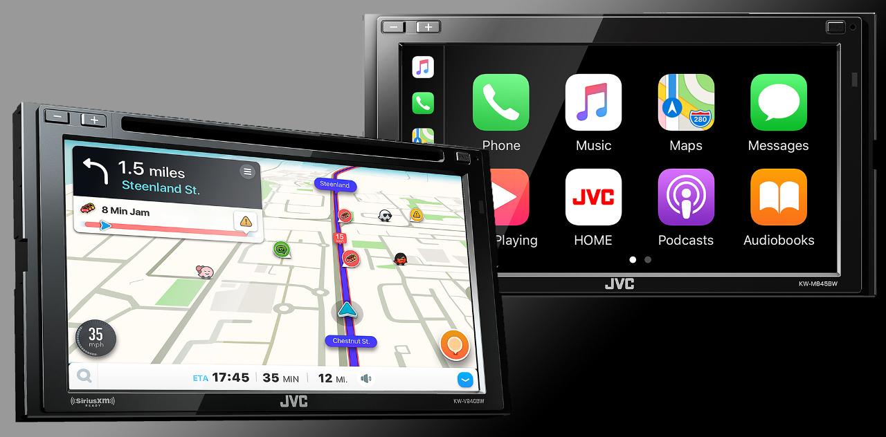 jvc kenwood lance un syst me d 39 infodivertissement sans fil android auto. Black Bedroom Furniture Sets. Home Design Ideas