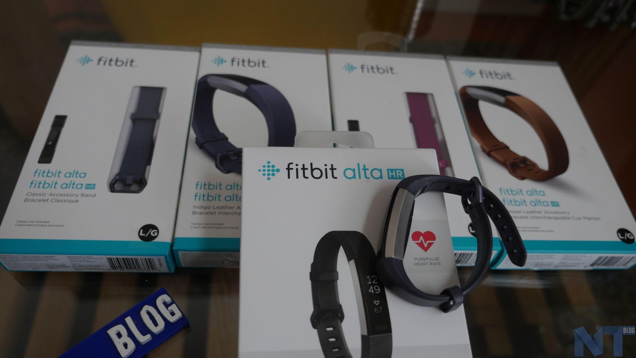 Fitbit Instructions Alta Hr