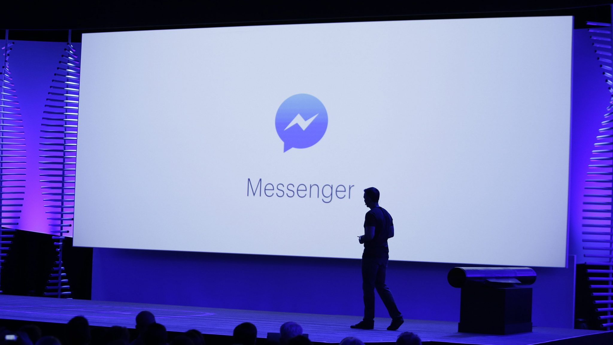 L'application va enfin subir une cure d'amincissement — Facebook Messenger