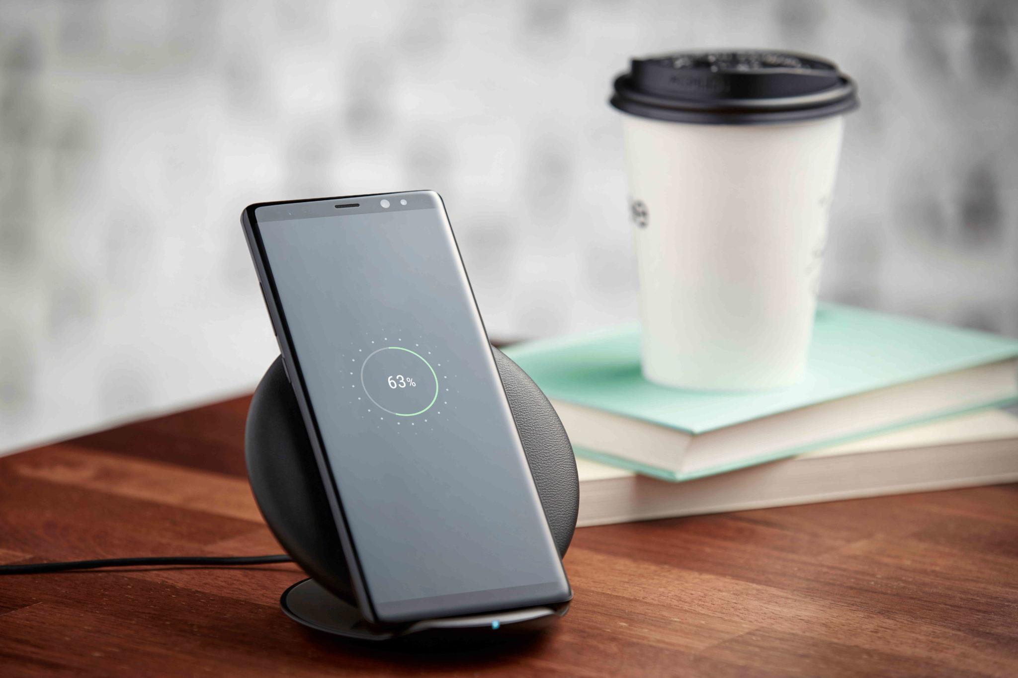 Samsung a un problème de batterie qui affecte quelques Galaxy Note 8