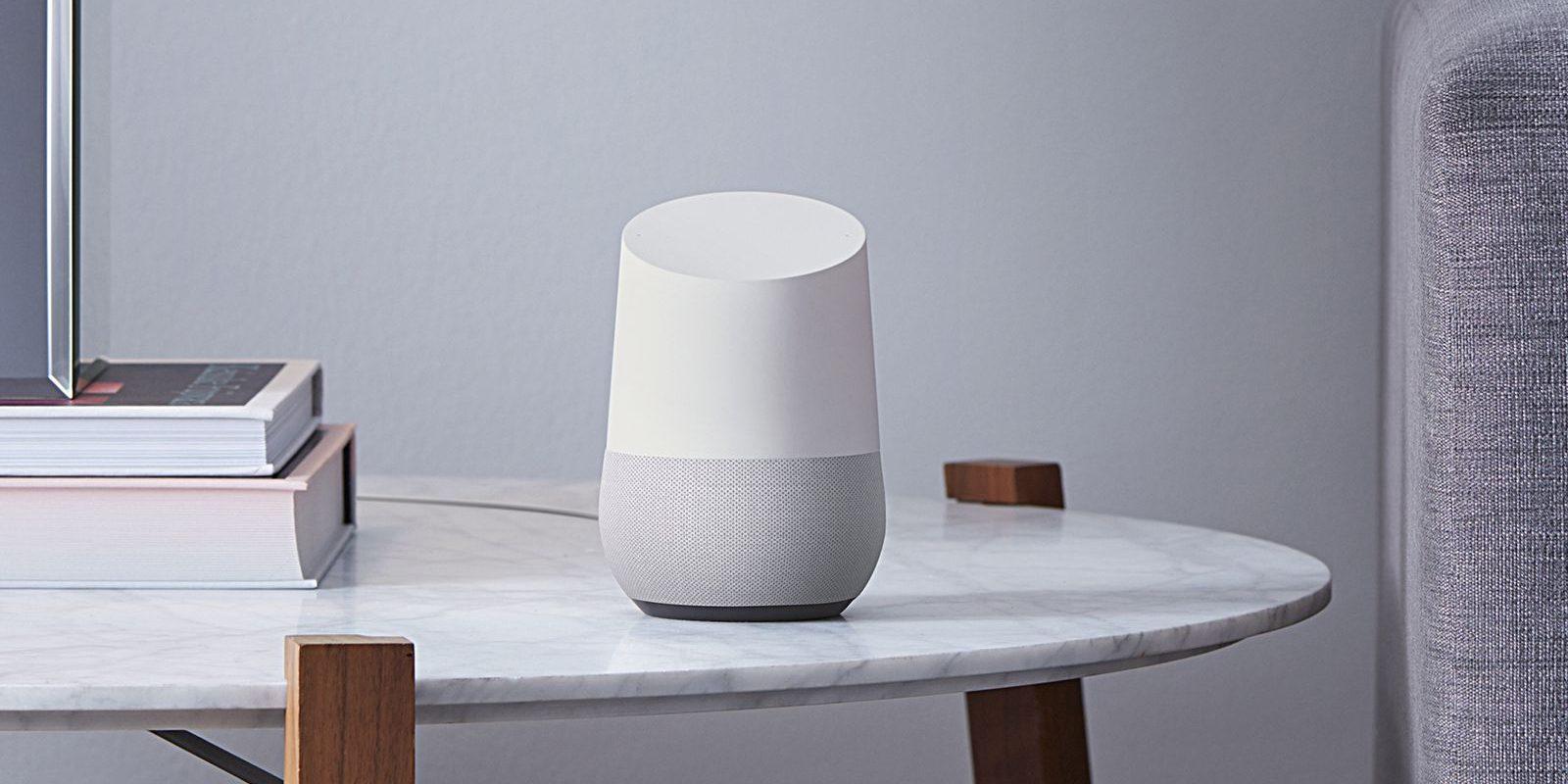 Un Google Home est vendu toutes les secondes !