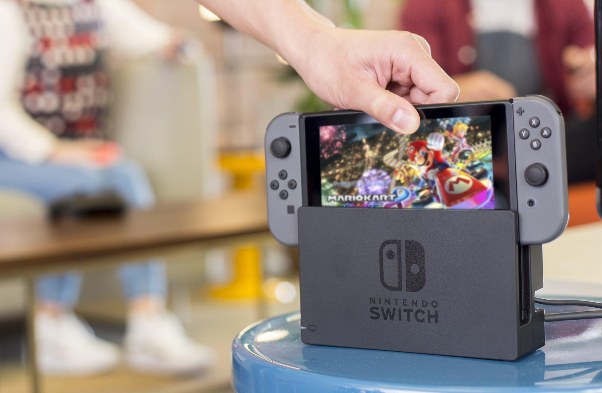 La Switch a une « deuxième année cruciale » devant elle, selon Nintendo