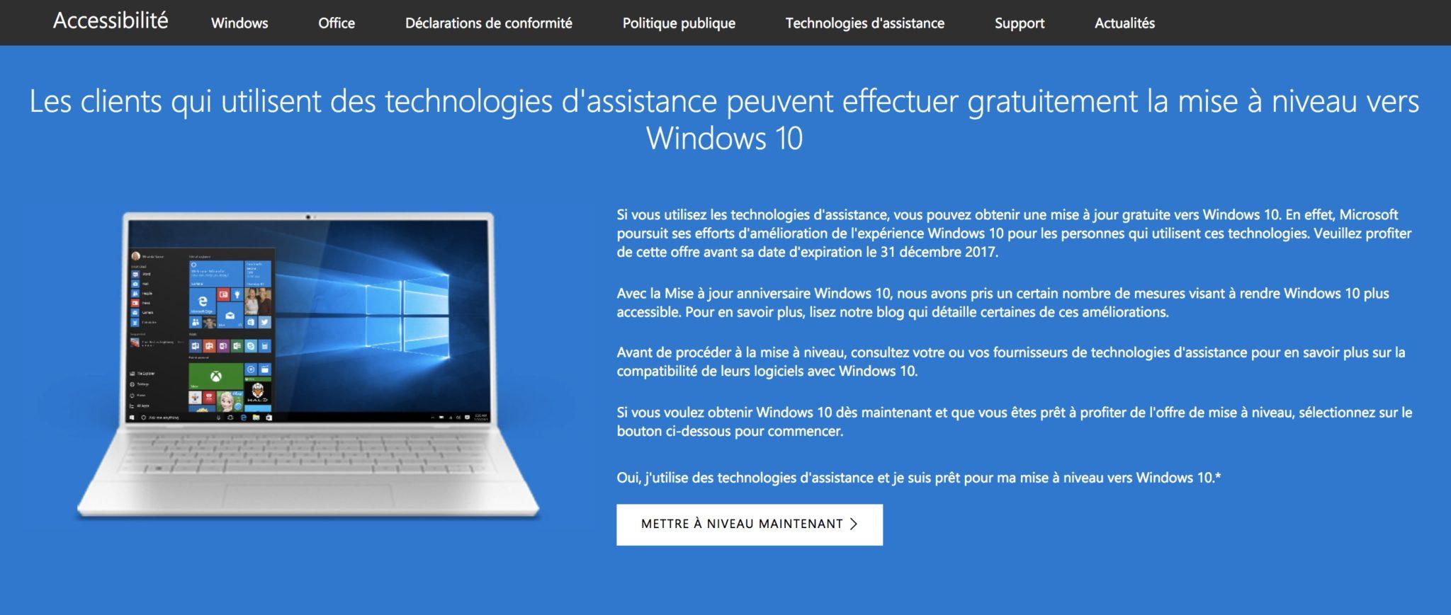 Comment mettre à niveau Windows 7 vers Windows 10 ...