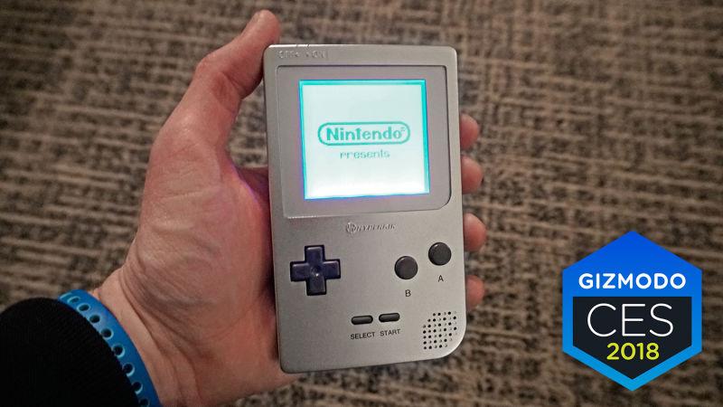 Game Boy : la console de Nintendo bientôt de retour