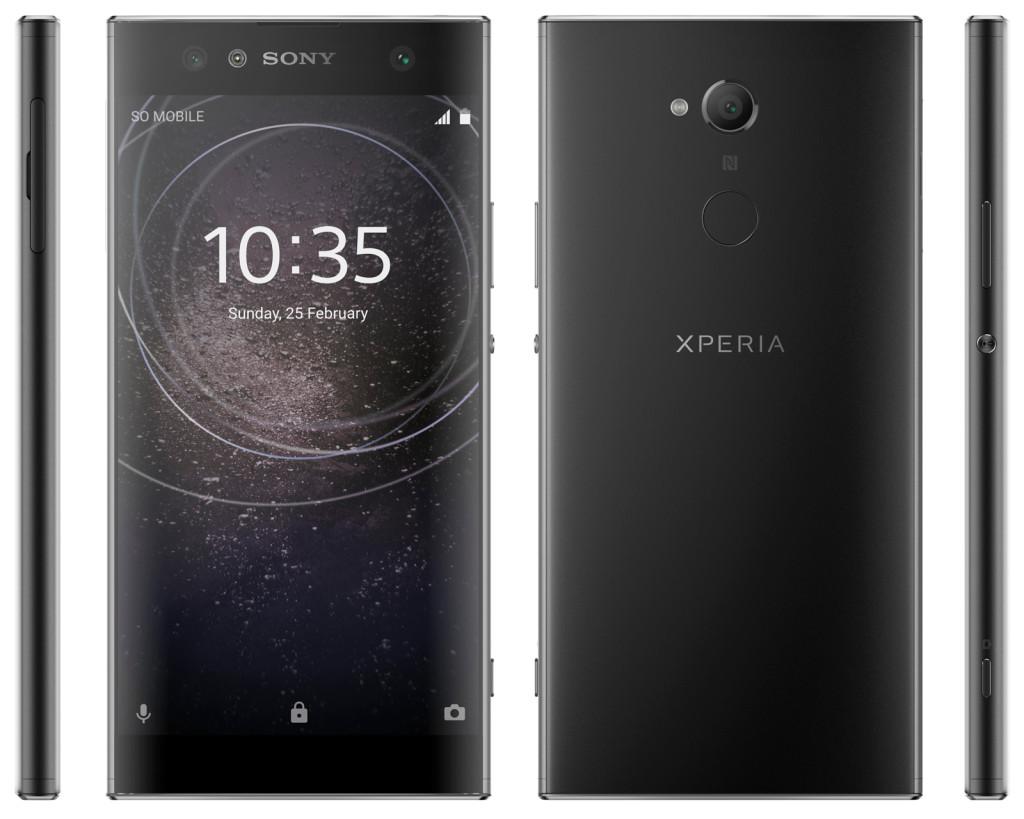 Quelles différences entre l'Xperia XA2 et l'Xperia XA2 Ultra — Sony
