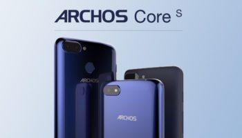 MWC 2018_ARCHOS Core S_1