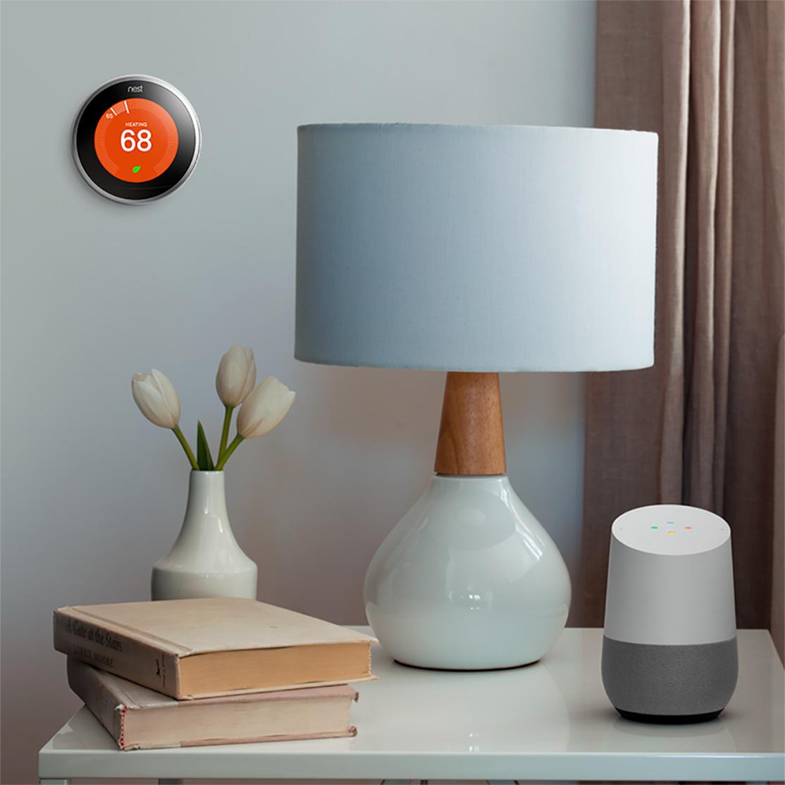 Nest retourne dans le foyer Google — IoT