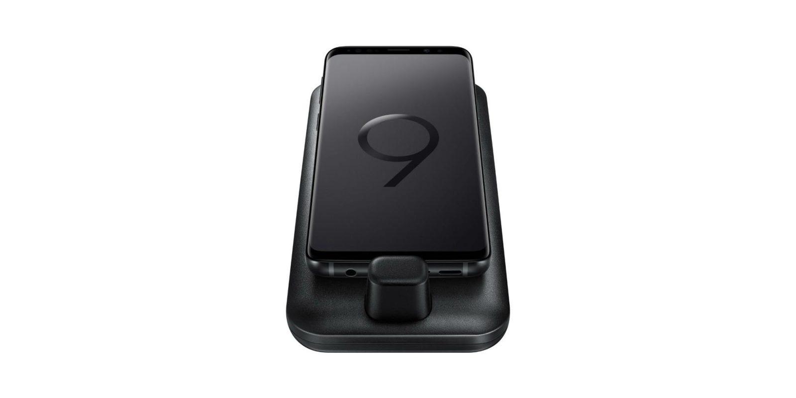 Samsung DeX : le dock du Galaxy S9 se dévoile avant l'heure