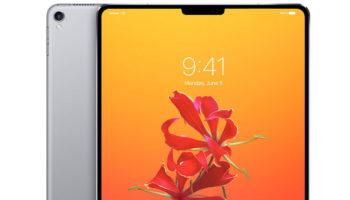 Concept iPad Pro