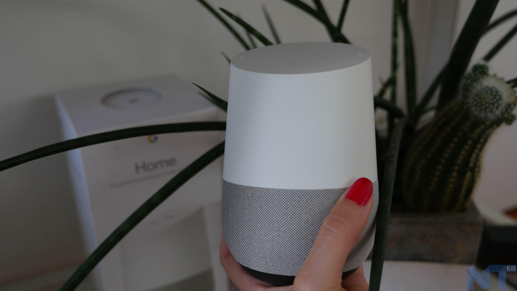 Comment diffuser de la musique sur une enceinte Bluetooth — Google Home