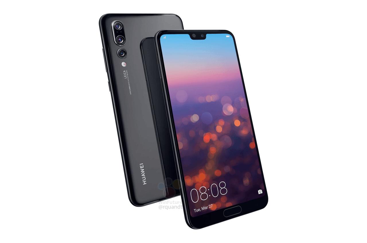 Huawei lance les précommandes de son P20 Lite