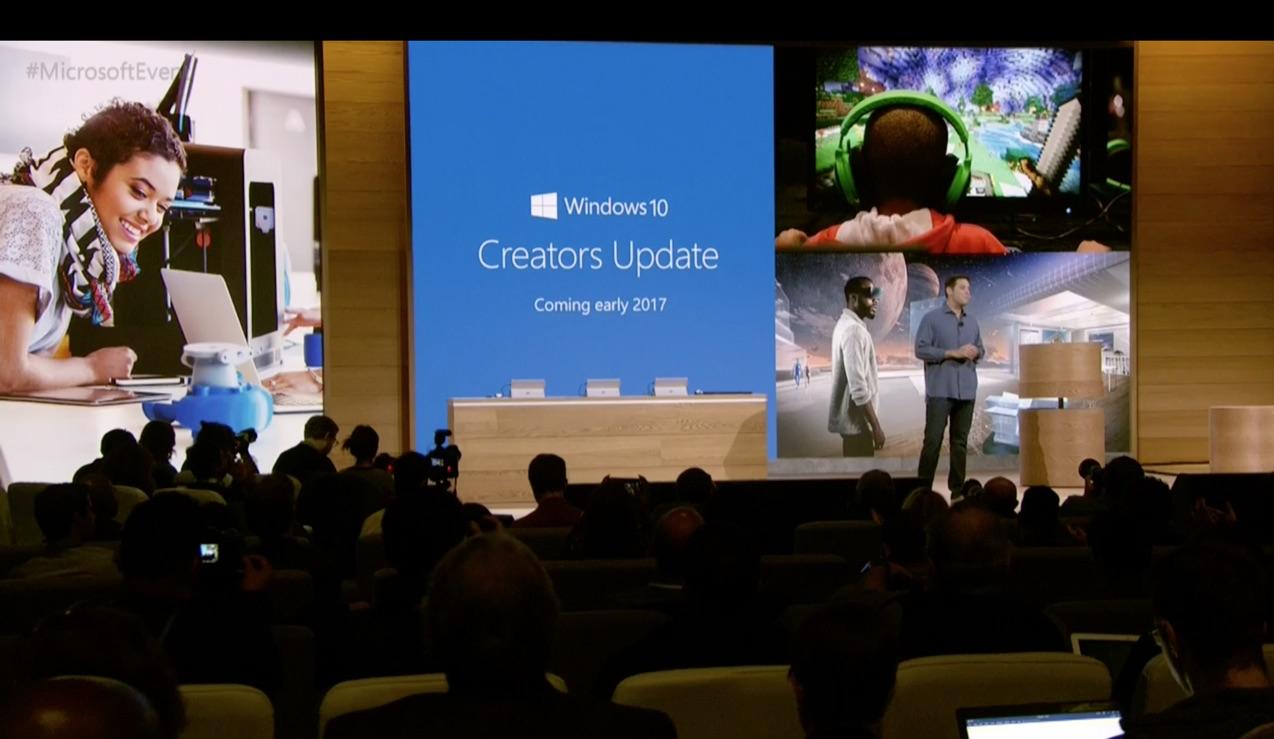 La version 1709 fonctionne sur 9 périphériques Windows 10 sur 10