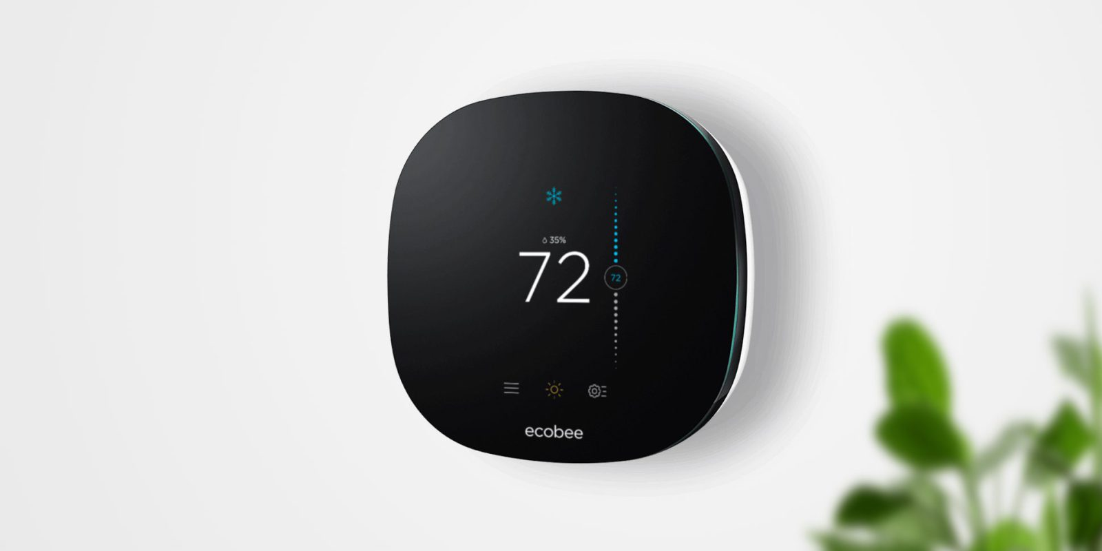 amazon investit dans le rival nest pour les thermostats connect s ecobee. Black Bedroom Furniture Sets. Home Design Ideas