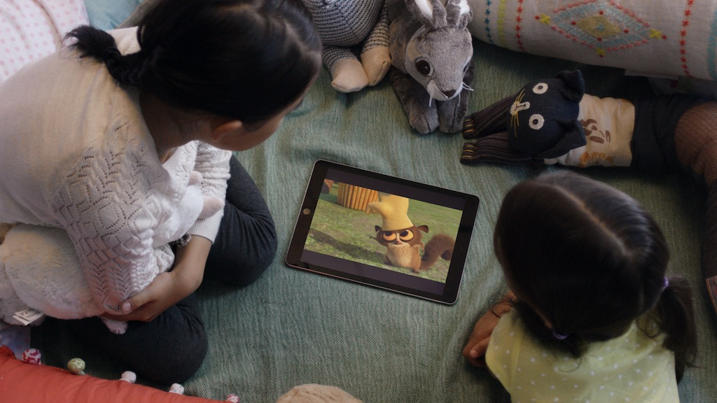 Netflix présente une nouvelle fonctionnalité de contrôle parental