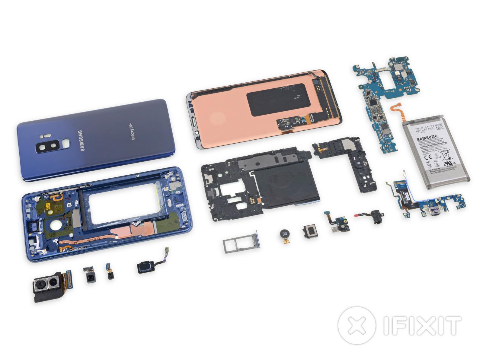 La réparabilité du Galaxy S9 laisse a désirer — IFixit