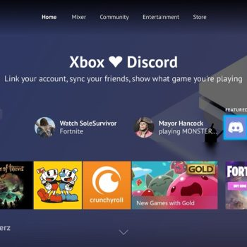 Xbox Connect Discord