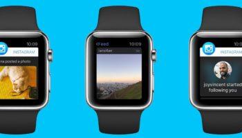 Instagram – Apple Watch