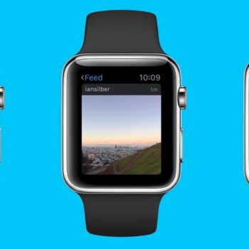 Instagram – Apple Watch