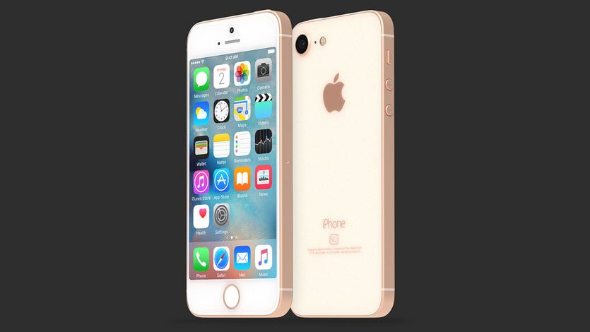 Un iPhone SE2 avec un dos en verre (photos) — Rumeurs