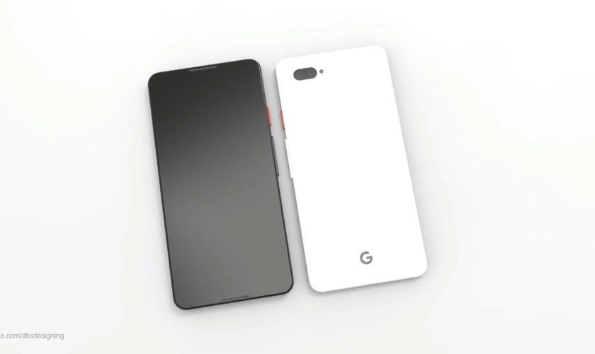 Google-Pixel-3-Concept