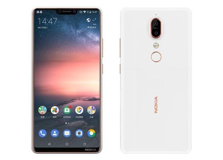 Nokia X6 : un lancement le 27 mai avec une encoche à l'écran