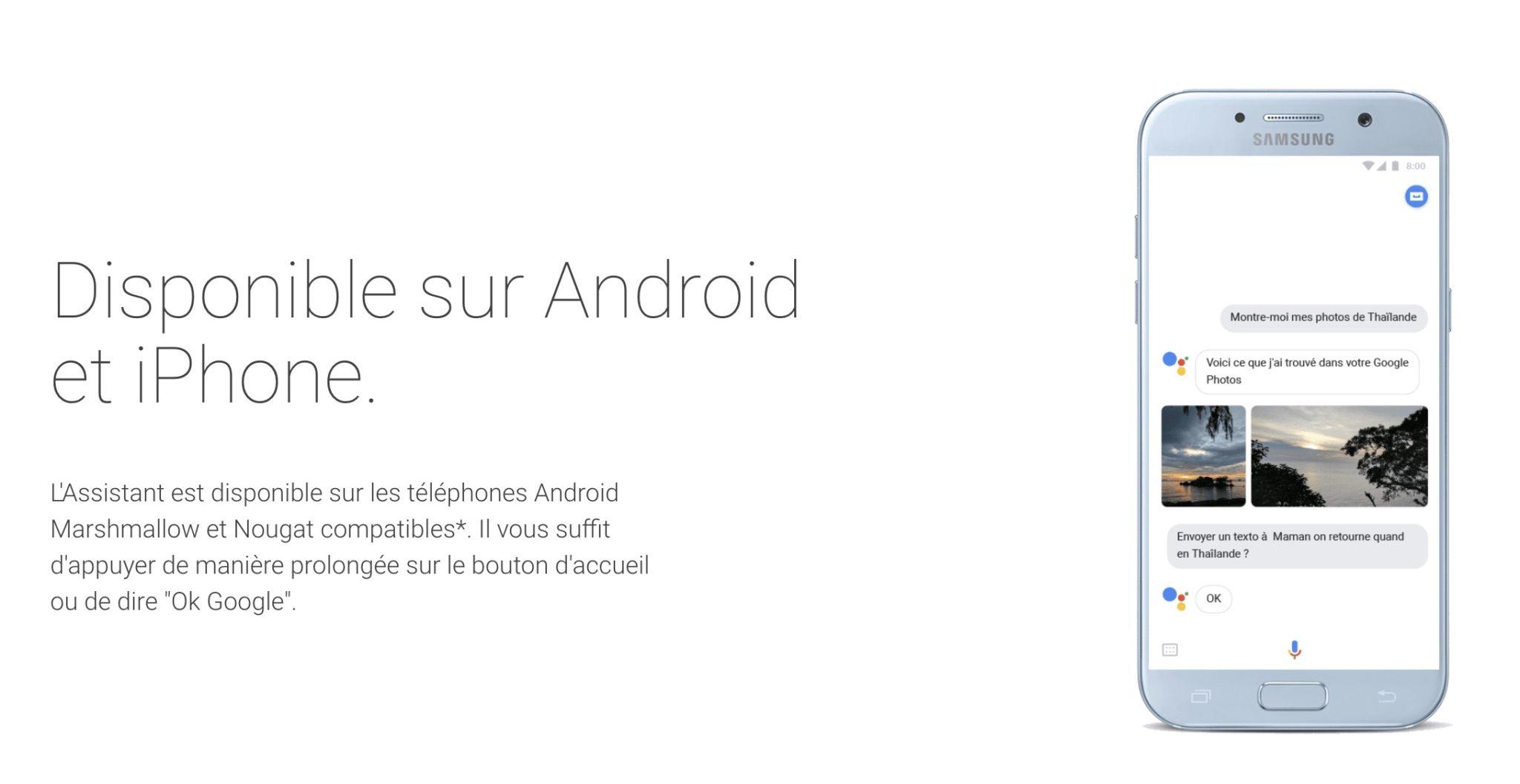 Assistant Google – Simplifiez-vous la vie